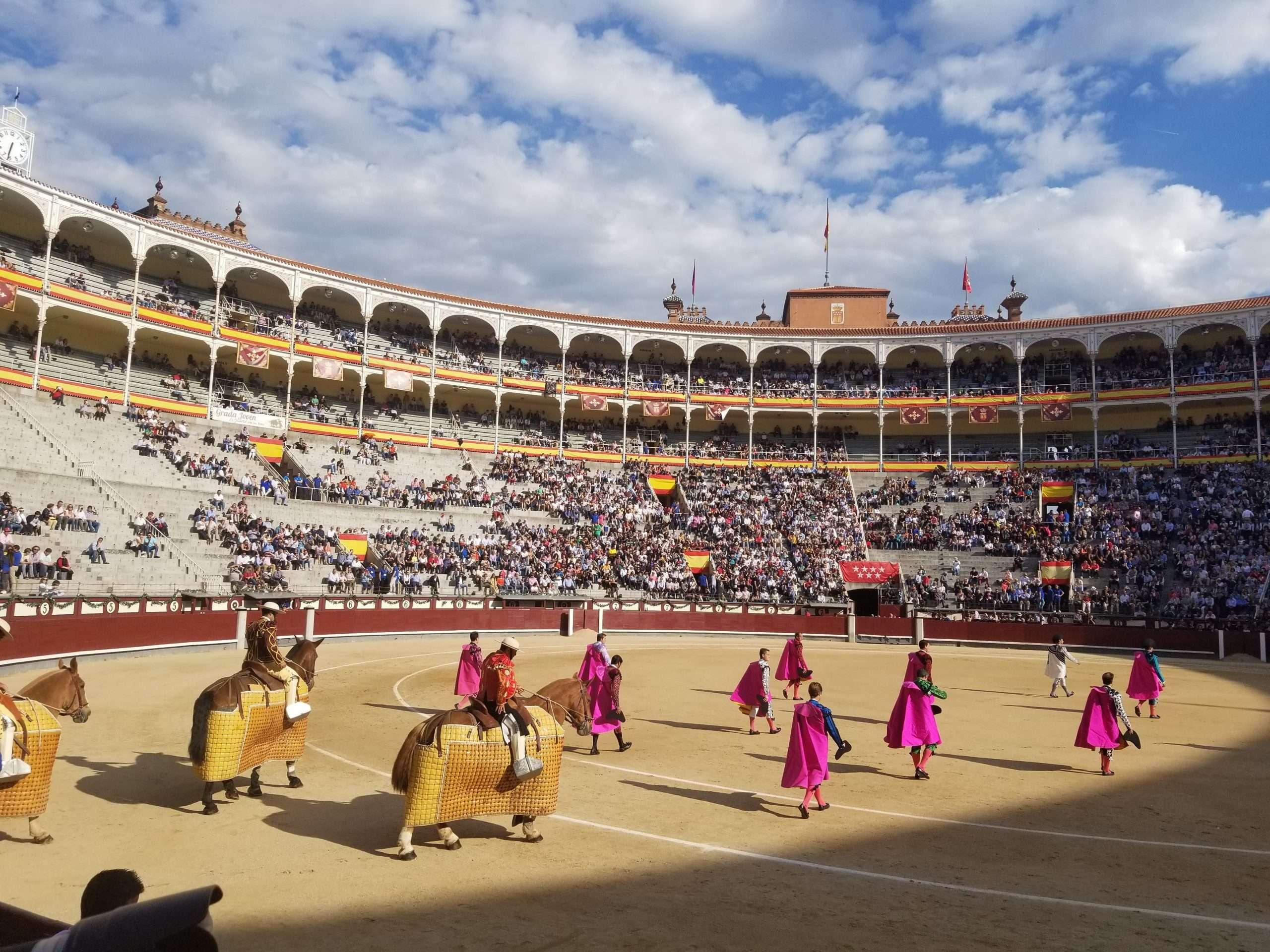 Corrida in Madrid