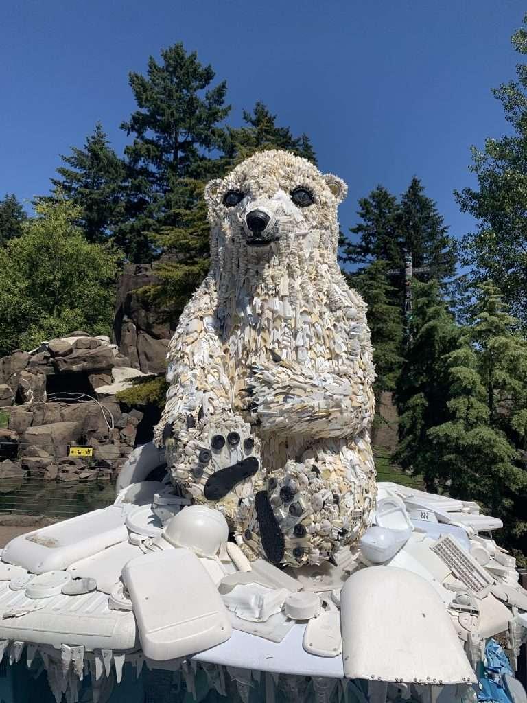 Daisy the Polar Bear